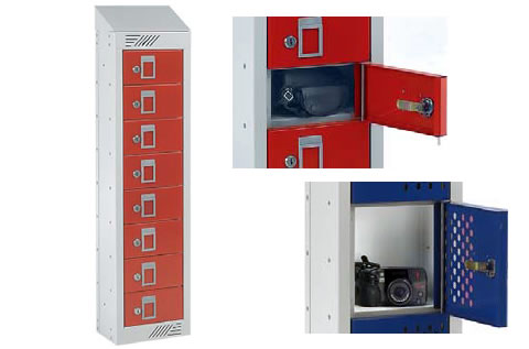 Personal Item Lockers