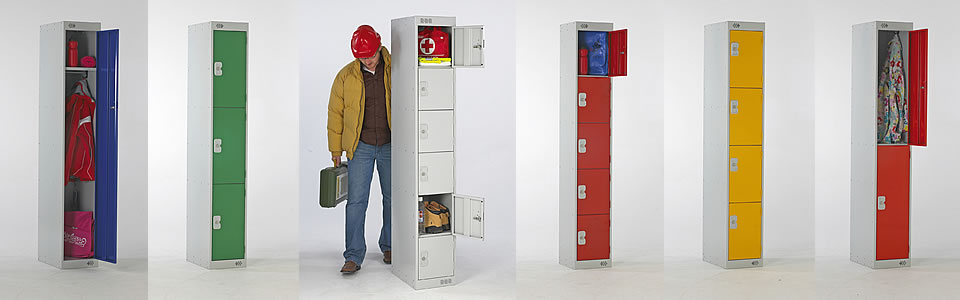Storage Bitz Lockers offers a full range of lockers to choose from